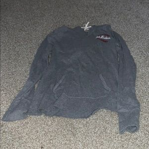 Size large hollister pullover